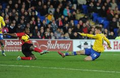Cardiff City 0 Arsenal 3 - Ramsey gets our third for a great away win!