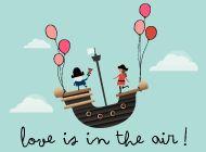 Love is in the air - http://www.dromadaire.com/carte-virtuelle/saint-valentin_0