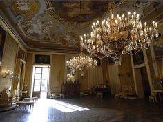 """#Palermo, Palazzo Gangi - Il Gattopardo di Luchino Visconti, 1963  Gangi Palace. Set of """"The Leopard"""" by Luchino Visconti, 1963 #sicilyandcinema #cinema #movies #sicily #visitsicily"""
