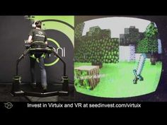 Minecraft with the Samsung GearVR & Virtuix Omni - Virtual Reality & Augmented Reality Trend News & Reviews - Virtual Reality Reporter