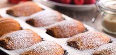 Cookery - Raspberry and Hazelnut Madeleines - Issue 260