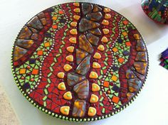 Christine Stewart's Mosaic by Wendy Tanner, via Flickr