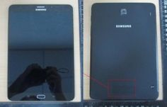 Samsung Galaxy Tab S2 8.0 hits the FCC, gets more leaked photos