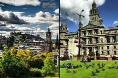 How well do you know #Edinburgh & #Glasgow? Como de bien conoces #Edimburgo y #Glasgow? #Escocia #Scotland #tours #vacaciones #Holidays #cultura #culture #hoteles #Hotels #accommodation  http://www.edinburghnews.scotsman.com/news/entertainment/picture-quiz-edinburgh-or-glasgow-1-4338800