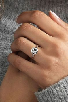 30 Rose Gold Wedding Rings You'll Fall In Love  See more: www.weddingforwar... #wedding