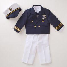 Little sailor outfit