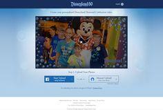 Create Your Own Disneyland Resort Diamond Celebration Video