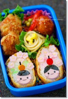 Doll festival inarizushi