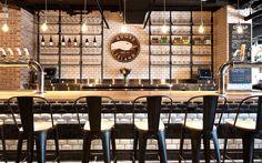 City Suds: The Best Urban Breweries and Brewpubs | Travel + Leisure Garden Brewery, Beer Garden, Brewery Design, Chicago, Brew Pub, Tap Room, Travel And Leisure, Best Cities, Fulton
