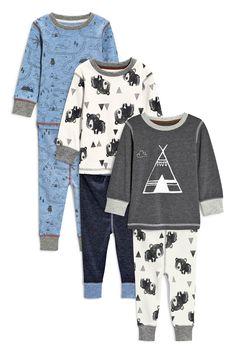 Buy Boys nightwear Nightwear Olderboys Youngerboys Olderboys Youngerboys  Print Print Pyjamas Pyjamas from the Next UK online shop f9973c3ec