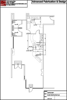 Bakery layout floor plan new floor plan for bakery for Coffee shop floor plan with dimensions