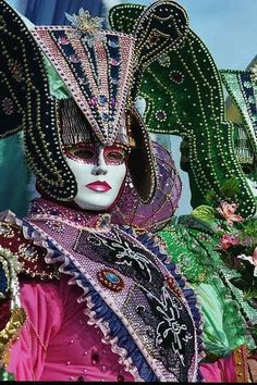 Venice.  Carnivale.  The Carnival of Venice (Italian: Carnevale di Venezia) is an annual roman catholic festival, held in Venice, Italy. The Carnival ends with Lent, forty days before Easter on Shrove Tuesday (Fat Tuesday or Martedì Grasso), the day before Ash Wednesday.
