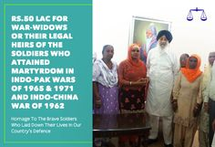 The state government has also decided to compensate the war-widows who couldn't get the possession of land allotted to them due to some technical or legal reasons with cash grant. #youthakalidal   #yad   #progressivepunjab