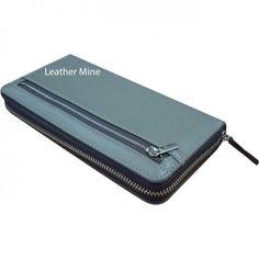 Long Wallet Zip
