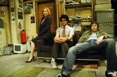 Colson Ross - Wallpapers for Desktop: the it crowd backround - 2592x1723 px