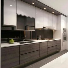 Below are the Contemporary Kitchen Design Ideas. This post about Contemporary Kitchen Design Ideas was posted under the Kitchen category. Luxury Kitchen Design, Kitchen Room Design, Contemporary Kitchen Design, Best Kitchen Designs, Design Room, Kitchen Cabinet Design, Kitchen Layout, Interior Design Kitchen, Home Design