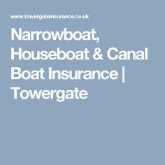 Narrowboat, Houseboat & Canal Boat Insurance | Towergate