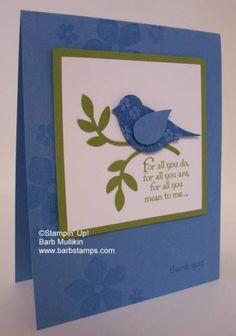 Splitcoaststampers Punch Art Stampin Up   CASE the Catalog - For All You Do