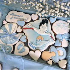 Baby Boy Cookies, Baby Shower Cookies, Baby Shower Biscuits, Cookie Arrangements, Royal Icing Cookies, Cakepops, Shower Cakes, Biscotti, Party Favors