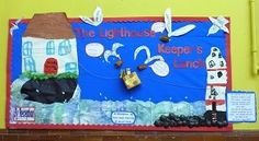 Lighthouse keeper's lunch. Classroom Displays, Classroom Ideas, Lighthouse Keepers Lunch, Role Play Areas, Inventors, Sea Theme, Eyfs, English Lessons, Lighthouses
