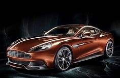 Aston Martin 2013 Vanquish