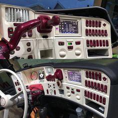 Scania V8, Truck Interior, Semi Trucks, Buses, Rigs, Hot Rods, Euro, Transportation, Garage