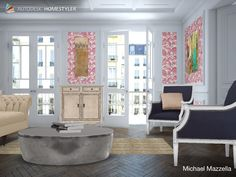 """Check out my #interiordesign """"Client concept"""" from #Homestyler http://autode.sk/1ls6bah"""