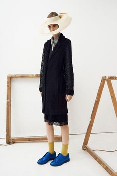 See all the Collection photos from Peter Jensen Spring/Summer 2013 Ready-To-Wear now on British Vogue Peter Jensen, Young Designers, Paris, Fashion Shoot, Personal Style, Ready To Wear, Fashion Photography, Vogue, Normcore