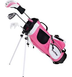 We have TOUR quality and extensive selection, including Tour Edge HT MAX-J Junior Package Set Age Pink. Discover our selection of Tour Edge junior golf clubs today! Junior Golf Clubs, Golf Club Sets, Play Golf, Golf Bags, Tours, Ebay, Pink, Age 3, Game