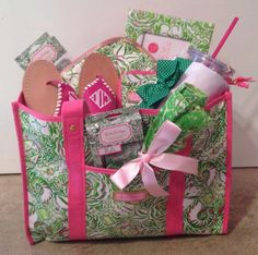 I'm not a Kappa Delta but gosh this are some sweet Big/Little gifts!