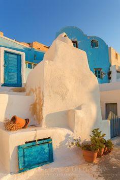Oia Santorini,-Greece