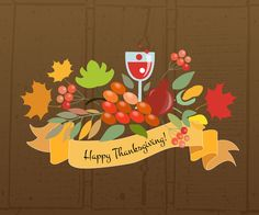 Happy Thanksgiving Template by Alps View Art on Creative Market