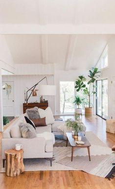 Boho Chic Living Room Decor Inspirations