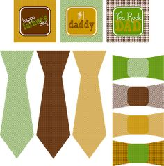 Embellish: {free printables} Happy Father's Day