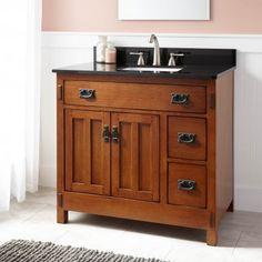 "36"" Halstead Vanity for Rectangular Undermount Sink"