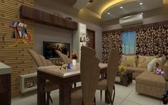 Kolkata Interior designers offer our customer requirements 2.5 lac budget living dining interior designing services in kolkata. If you need affordable cost top living room interior designing complete decorations services in kolkata area contract kolkata interior designers.