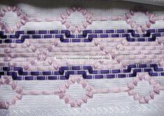 More ribbon weaving