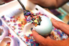 Cascarones: Confetti-filled eggs catch on in U.S.