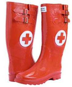 Support the Red Cross with super cute Classic Wellies from the Red Cross Store.