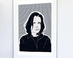 KasiaGach w Etsy Darth Vader, Female, Music, Prints, Etsy, Fictional Characters, Author, Muziek, Musik