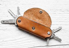 Mole Keycase by 5005Leather on Etsy