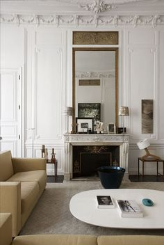  EA   Antique with Modern White...