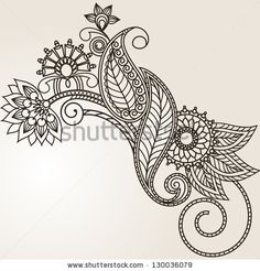 Henna Hands Stock Photos, Images, & Pictures   Shutterstock