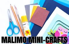 Undervisningideer til barnehage | Malimo Mini Craft, Crafts, Crafting, Diy Crafts, Craft, Arts And Crafts, Handmade Crafts
