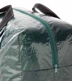 Tas, opbergtas voor uw kerstdecoratie. Ter bescherming van stof en vocht. Met rits en draaghengsel.