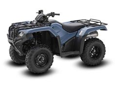 New 2017 Honda FourTrax Rancher 4x4 Automatic DCT EPS ATVs For Sale in Alabama.