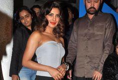#Bollywood #Fashion Frenzy At Daboo Ratanani 2014 #Calendar Launch - #PriyankaChopra