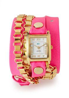 Hot Pink. La Mer