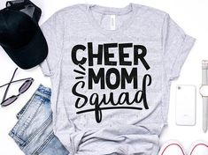 Stock Up On Diapers, Cheer Mom Shirts, Football Shirts, Sports Mom, Cheer Bows, Cheer Hair, Comfortable Outfits, Parenting Advice, Graphic Sweatshirt