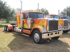 GMC General ATHS Truck Show Photos